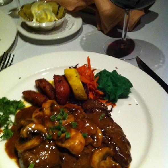 Steak Diane  - The Steakhouse at Harrah's - Harrah's Reno, Reno, NV