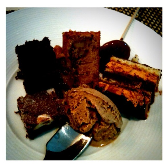 Assorted Desserts @ Espresso @ Intercontinental Hotel Bangkok