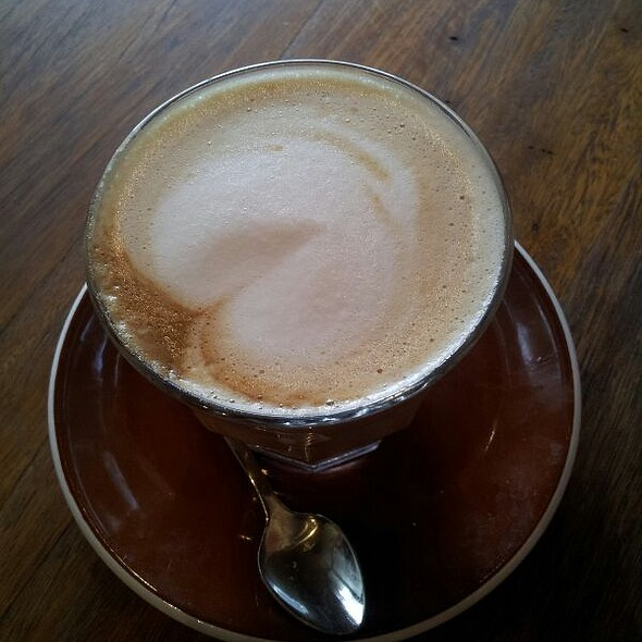 Soy Latte @ Nikita Espresso Bar
