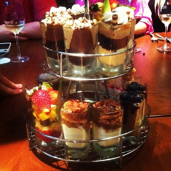 Mini Indulgences - Seasons 52 - Jacksonville, Jacksonville, FL