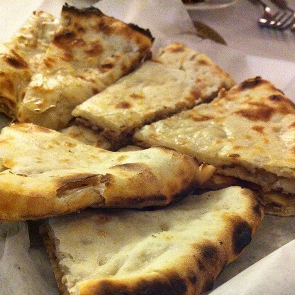Keema Naan @ Monsoon