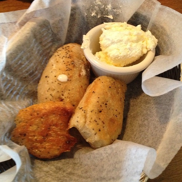 Bread and Butter - Blue Pointe Oyster Bar & Seafood Grill - Ft. Myers, Fort Myers, FL