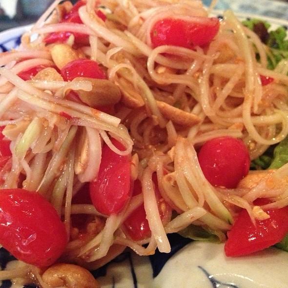 Papaya Salad @ Thai Star