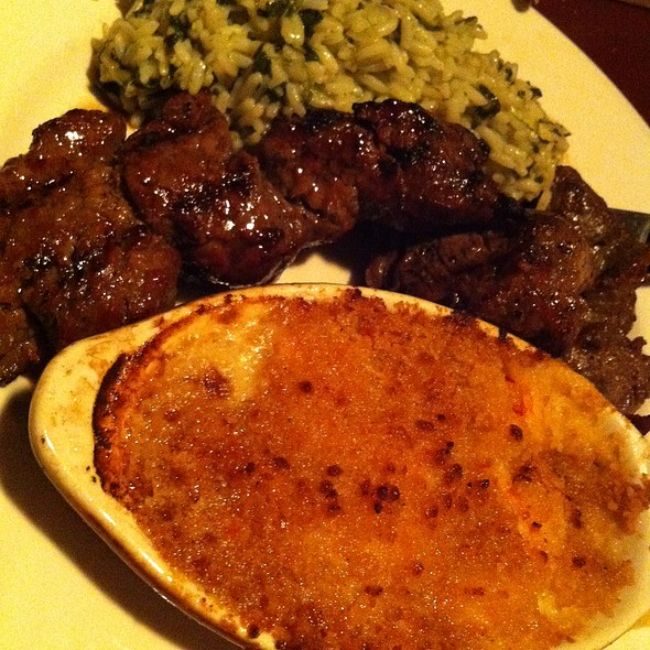 Steak Tips @ Grassfields Food & Spirits