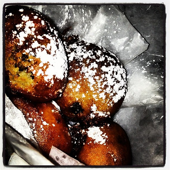 Deep Fried Oreos @ Datz