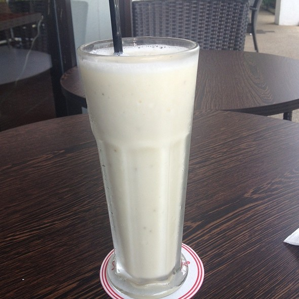 Banana Yogurt Shake @ Secret Recipe Langkawi