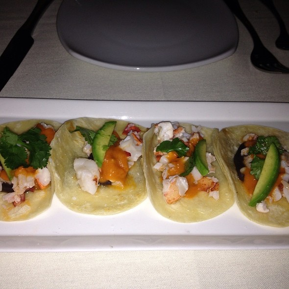 Lobster Tacos - Pampano New York, New York, NY