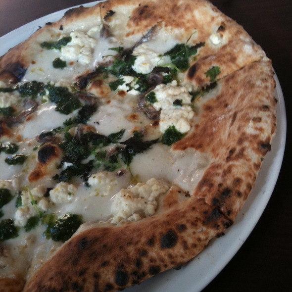 Pizza @ Flour and Water