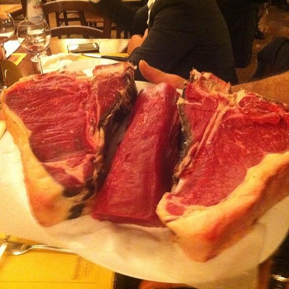 Carne Mista @ Ristorante Tiresia