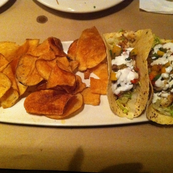 Baja Fish Taco @ Bonefish Grill - Orlando Gateway