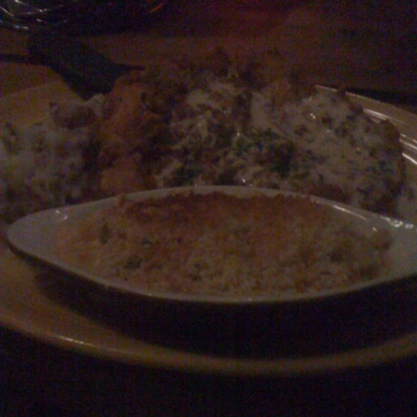 Southern Chicken Fried Chicken @ Red's Porch