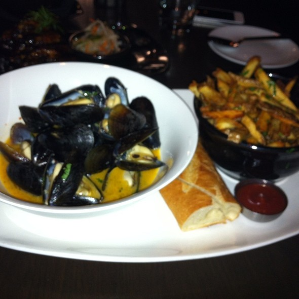 Mussles & Frites