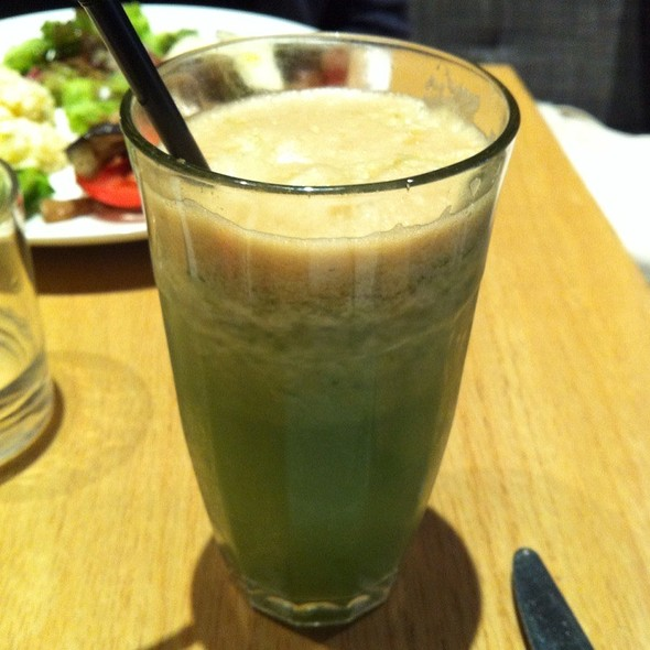 Cucumber Pear Juice @ SunFlour