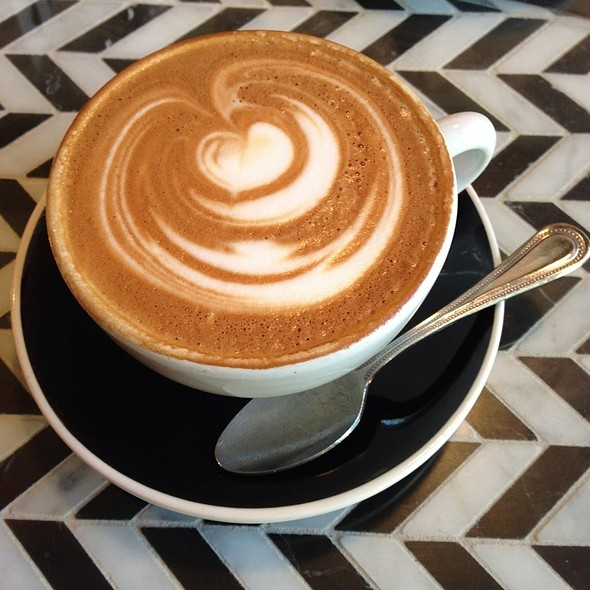 Cappuccino @ jane cafe