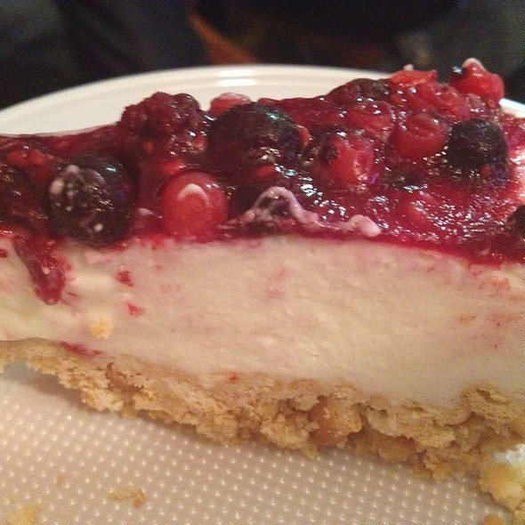 Cheesecake @ Chiara's Home