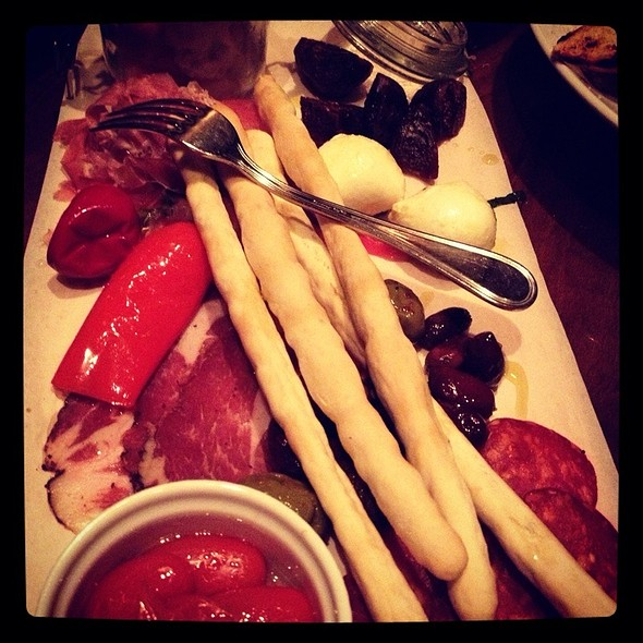 Zio's Antipasto Platter - Bertoldi's Trattoria, London, ON