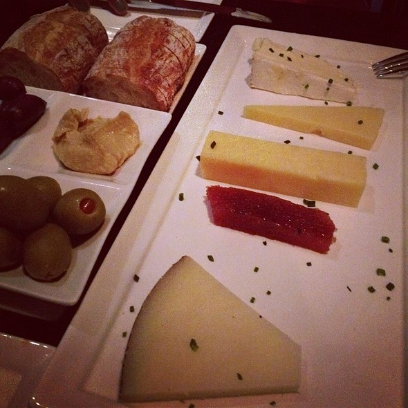 Cheese Plate @ Pe Yale