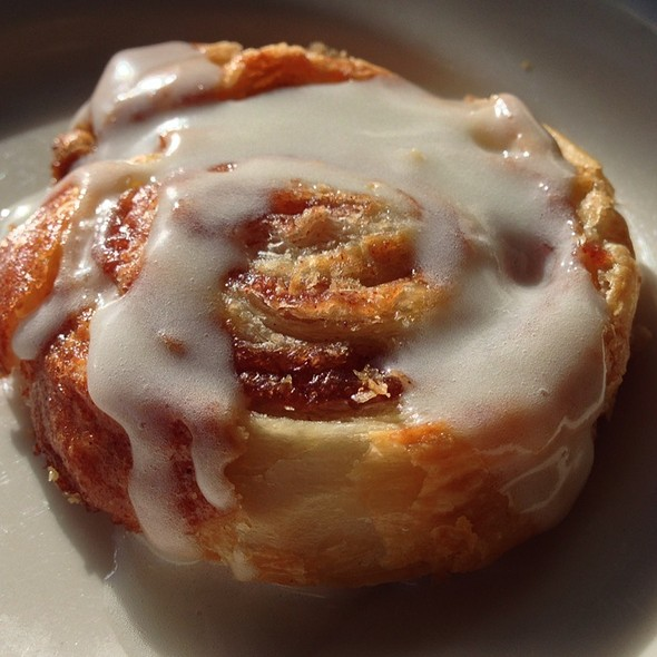 Cinnamon Bun - Aquitaine, Boston, MA