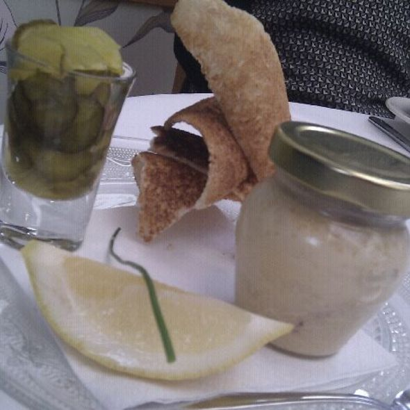 Potted Crab @ Tannery Restaurant