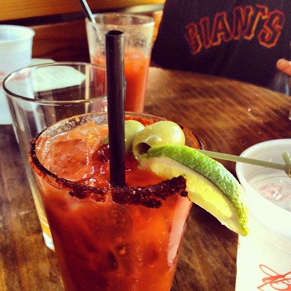 Bloody Mary - The Brick Yard, San Francisco, CA