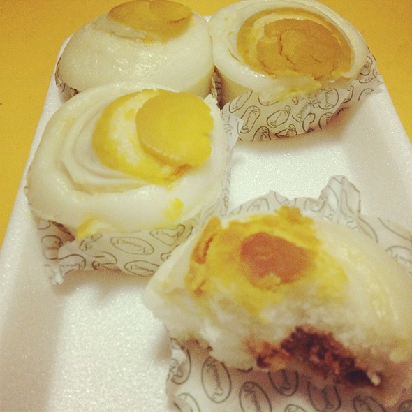 Pork Puto Pao @ Nathaniel's Bakeshop