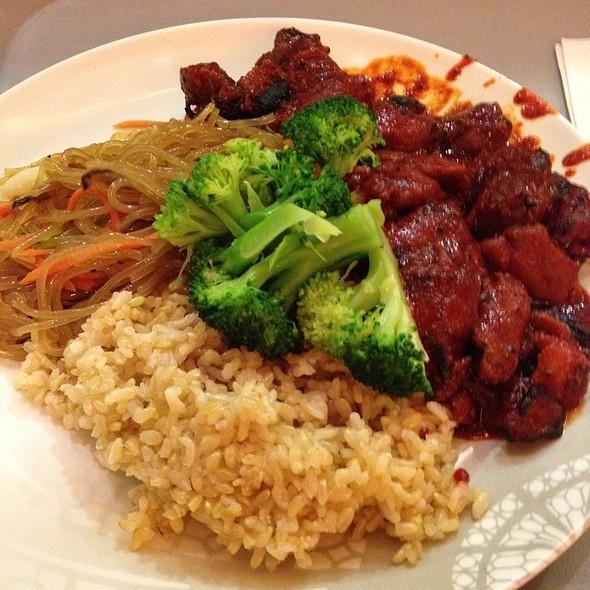 Spicy Bbq Chicken @ Sorabol