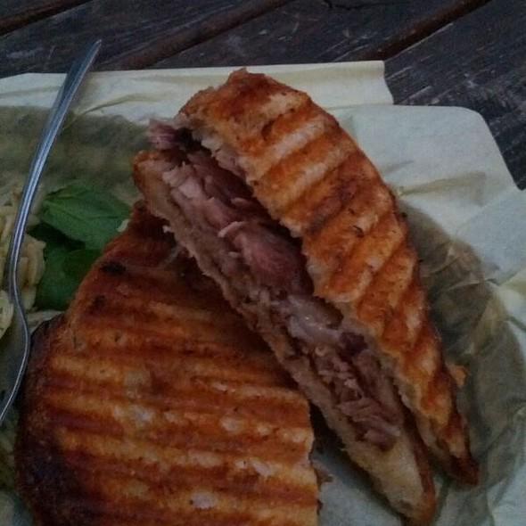 Pork Belly Sandwich @ Petrol Station Coffeehouse