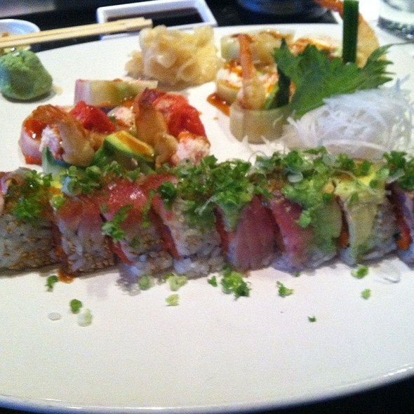 Firecracker Roll - Rok Sushi Kitchen, Hermosa Beach, CA