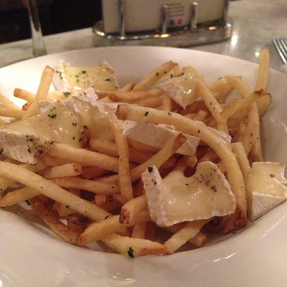 Pomme Frittes With Camembert  @ Little Next Door