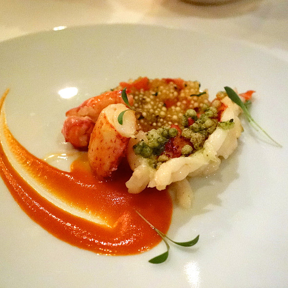 Maine Lobster - Campton Place, San Francisco, CA