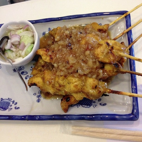Sate Chicken @ Jatujak