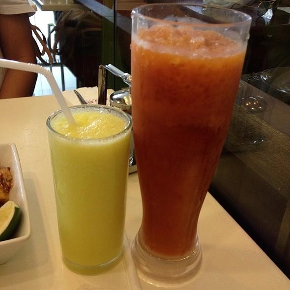 Thai Iced Tea @ Jatujak