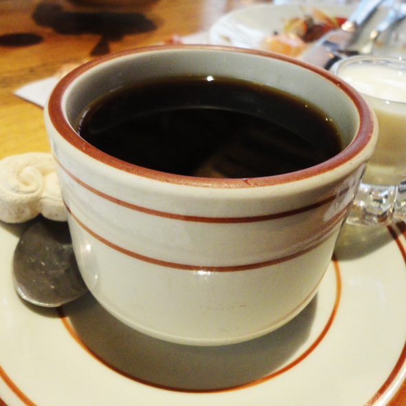Civet Coffee @ Cafe By The Ruins