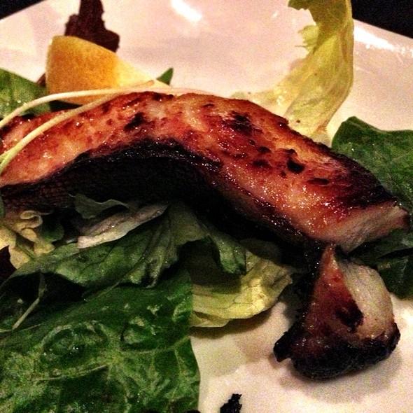 Miso Glazed Black Cod @ Otoro Sushi