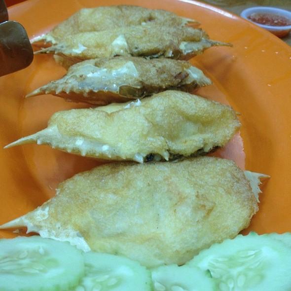 Stuff Crabs @ Restoran Tong Juan