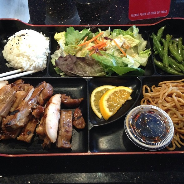 Bento Cafe Menu Gainesville Fl