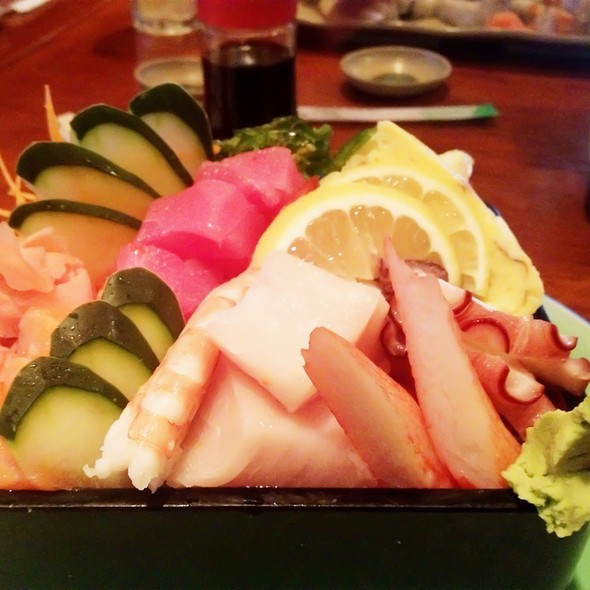 Chirachi @ Tokyo Japanese Steakhouse