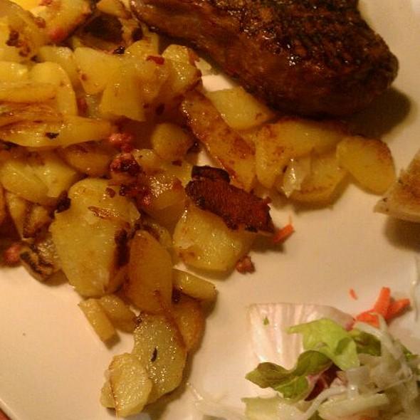 Rumpsteak @ Steak-House Nr. 1