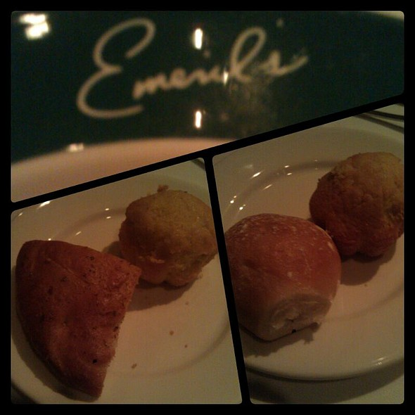 Bread - Emeril's Restaurant, New Orleans, LA