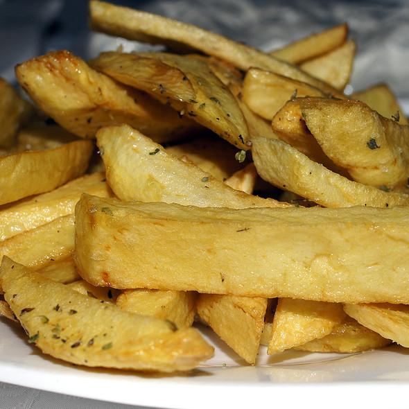 French Fries @ Bar Keshtjella Restorant