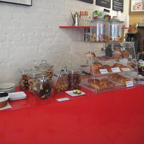 Cookies & Croissants @ Paradiso