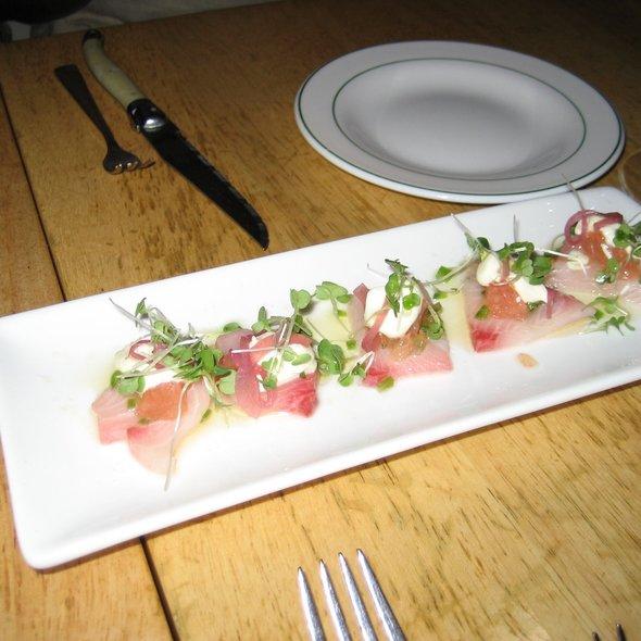 Yellowfin Tuna @ Jack's Luxury Oyster Bar