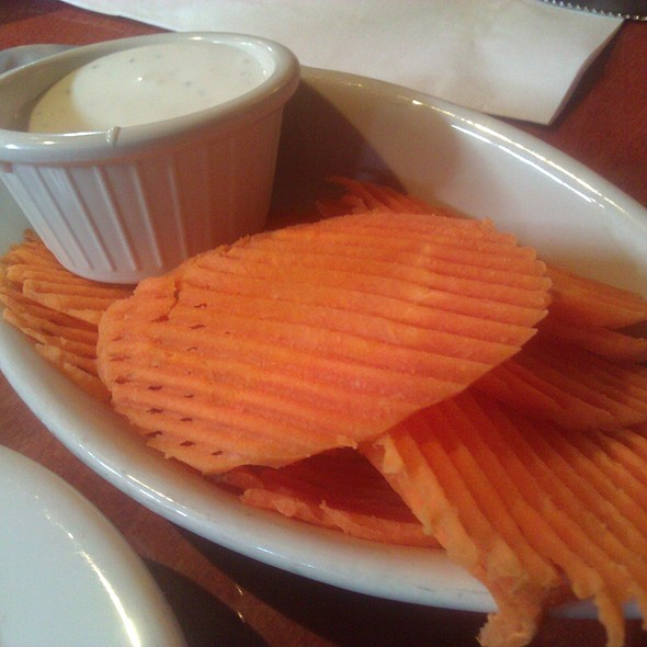 Carrot Chips  @ Red Rock Brewing Company