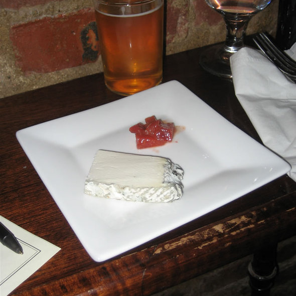 Valencay Cheese @ Against The Grain