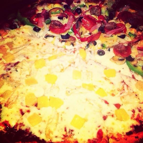 Create Your Own Pizza Slice @ Bop Brick Oven Pizza