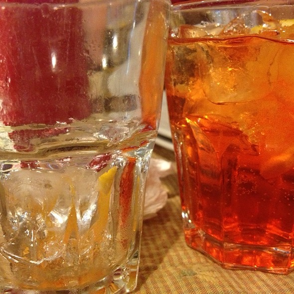 Spritz @ Bar Ruitor