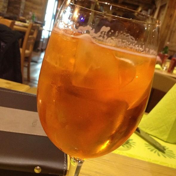 Spritz @ Ristorante Pizzeria Bar Green Park La Rinascente Di Perrone Franco & C. Sas