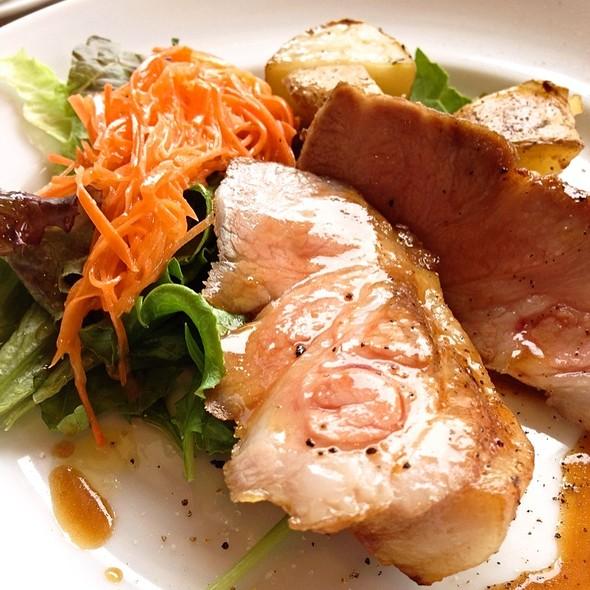 Roasted Pork @ トラットリア タンタボッカ
