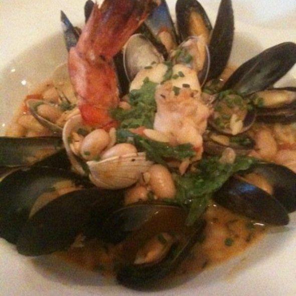 Seafood Boullibase - Thyme, Roslyn, NY