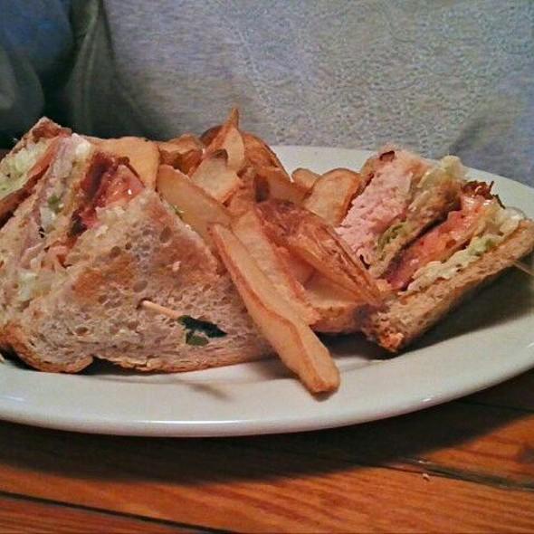 Club Sandwich @ Rosie's Grill